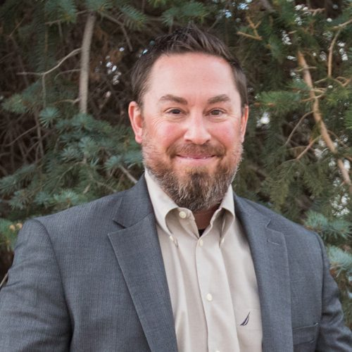 Austin Blevins - Division Manager