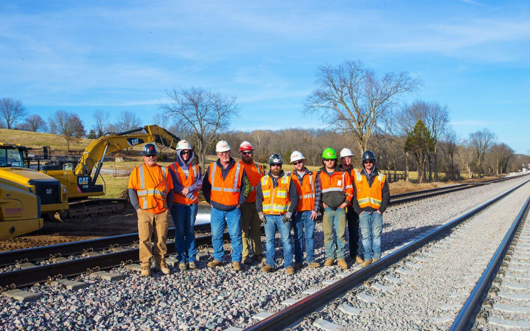 BNSF Turner Siding – Dirt Crew