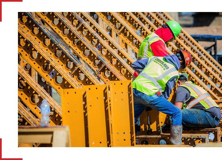 Construction Skilled Workforce