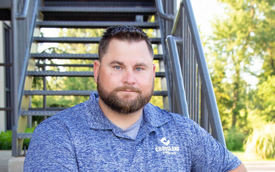 Dustin McMinn Accepted Into This Year's Leadership – NPCA Class