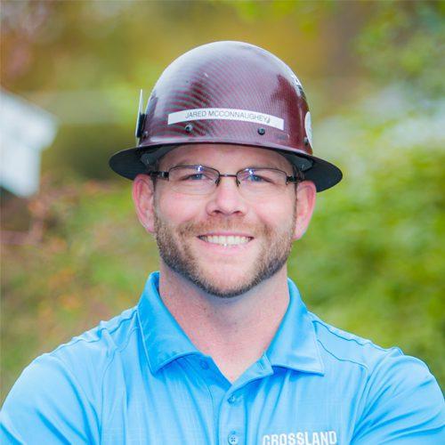 JARED MCCONNAUGHEY - Superintendent