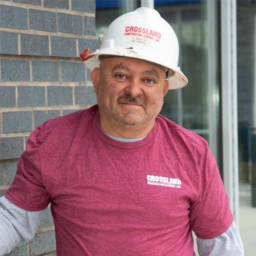 JOSE G. ROGEL - Construction Worker 4