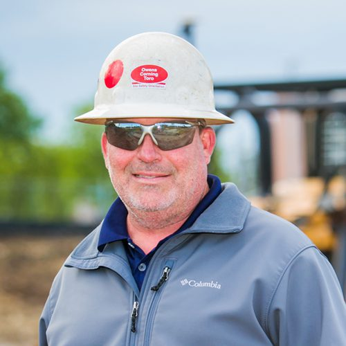 Kip Burrows - Dirt Superintendent