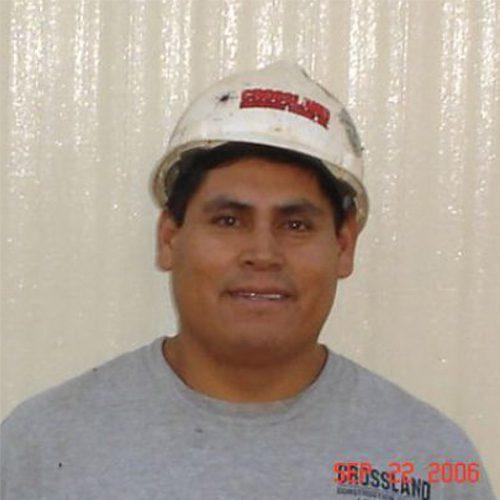 MARTIN F. HERNANDEZ - Carpenter Journeyman