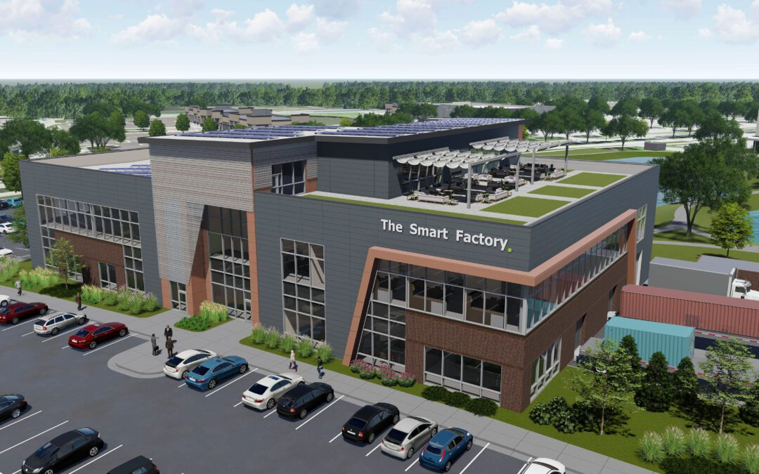 Deloitte and Wichita State University Join Forces to Launch New Smart Factory