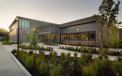 Crossland PreFab Wins ACI Award