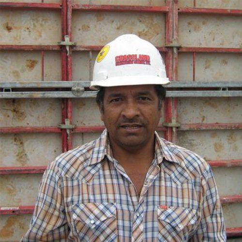 PORFIRIO JIMENEZ SANTOS - Construction Worker 3