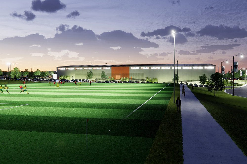 $22M Springfield Sports Complex Receives New Name