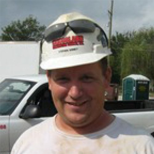 STEPHEN PATRICK BINNEY -Crane Operator