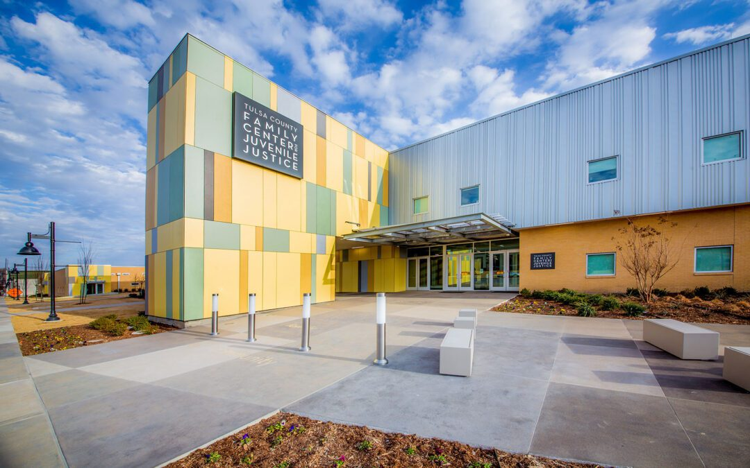 Tulsa County Family Center for Juvenile Justice